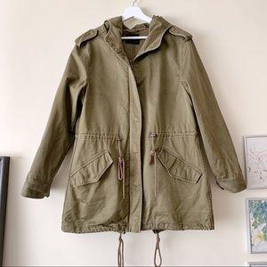 Talula Oversized Utility Jacket